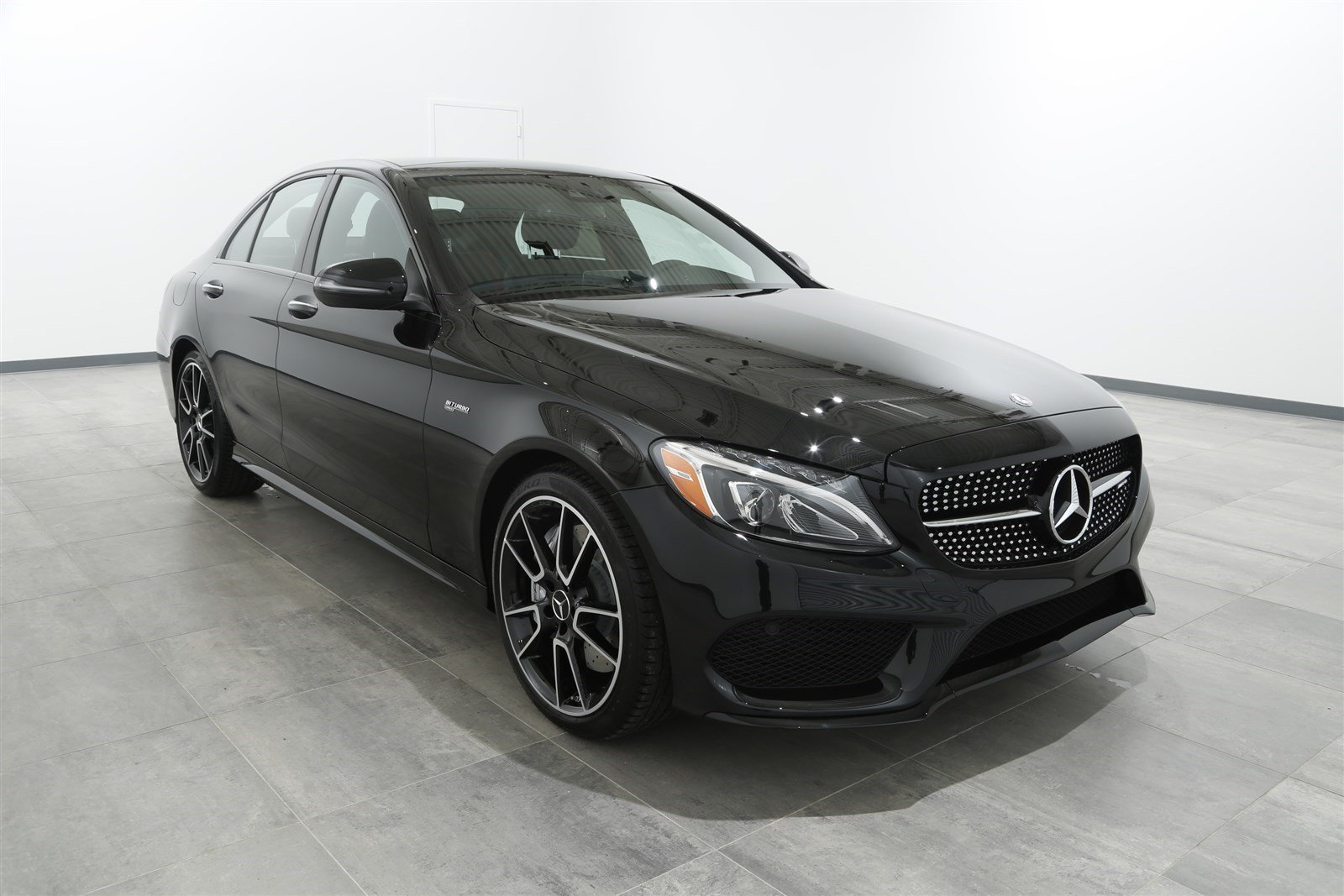 New 2017 mercedes benz c class amg c43 sedan in rockville for Mercedes benz c43 amg lease