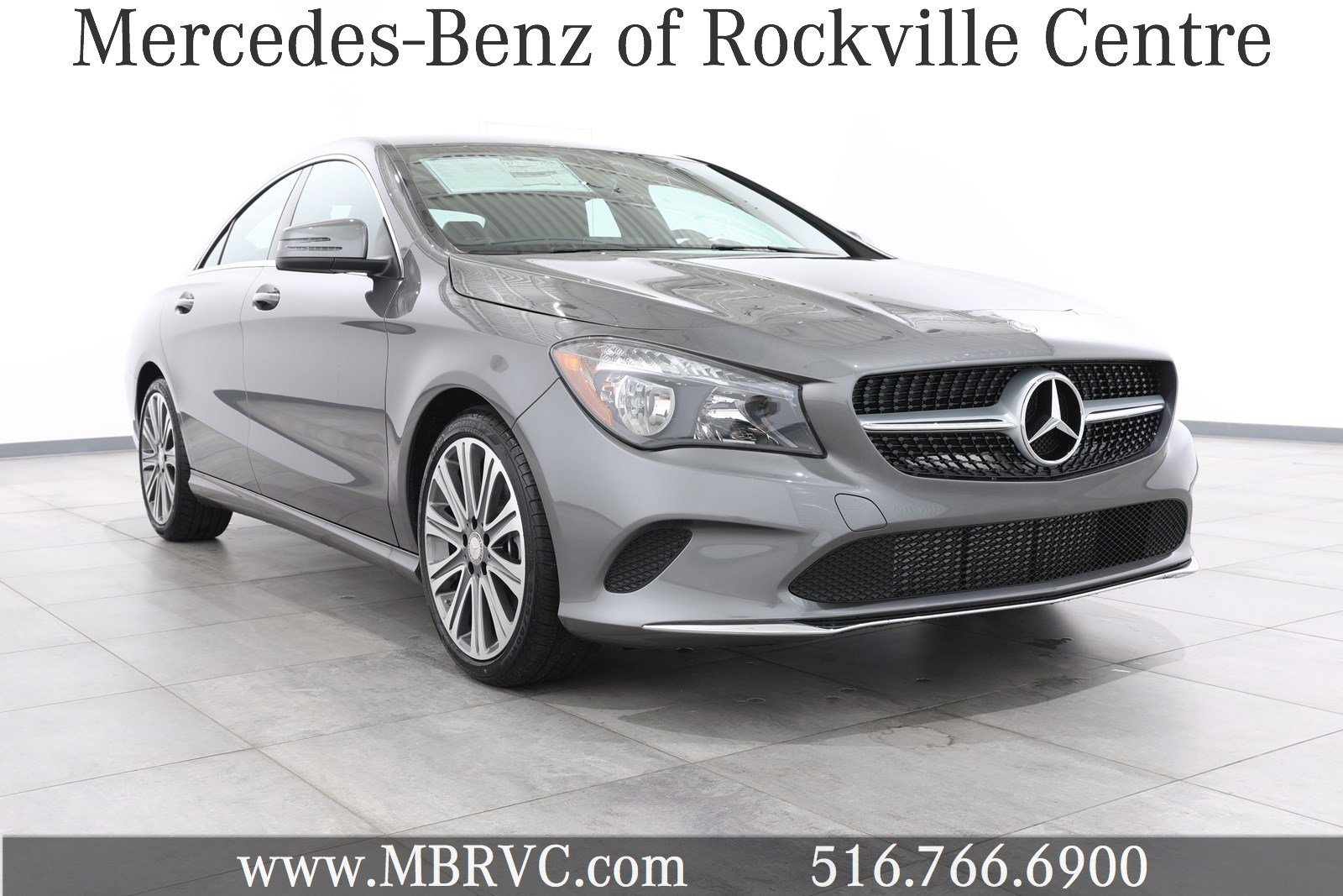 New 2018 mercedes benz cla cla 250 coupe in rockville for 2018 mercedes benz lineup