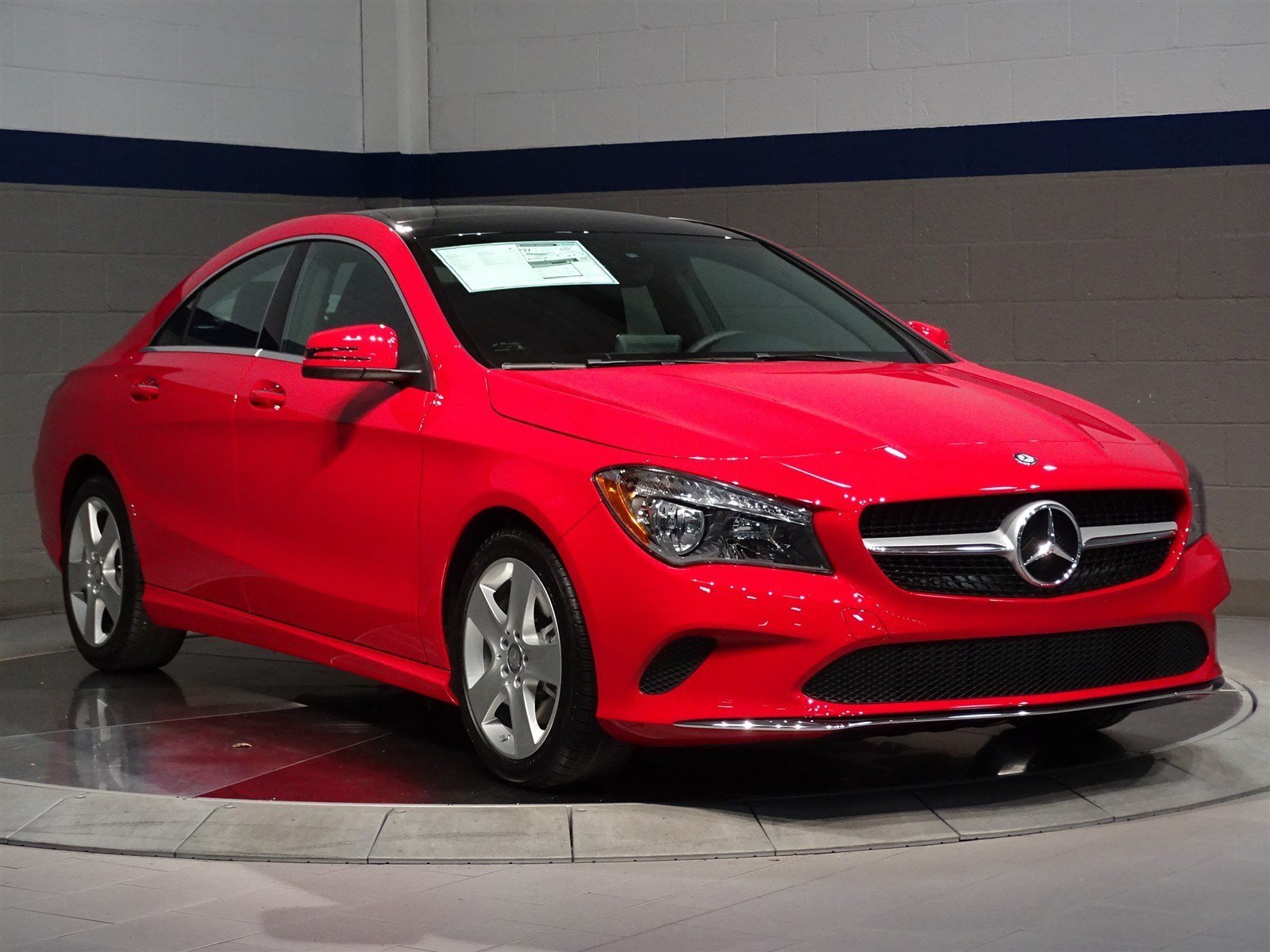 New 2017 mercedes benz cla cla250 coupe in rockville for Mercedes benz cla250 4matic