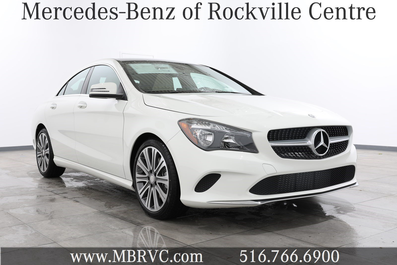 New 2018 mercedes benz cla cla 250 coupe in rockville for Mercedes benz rockville centre service