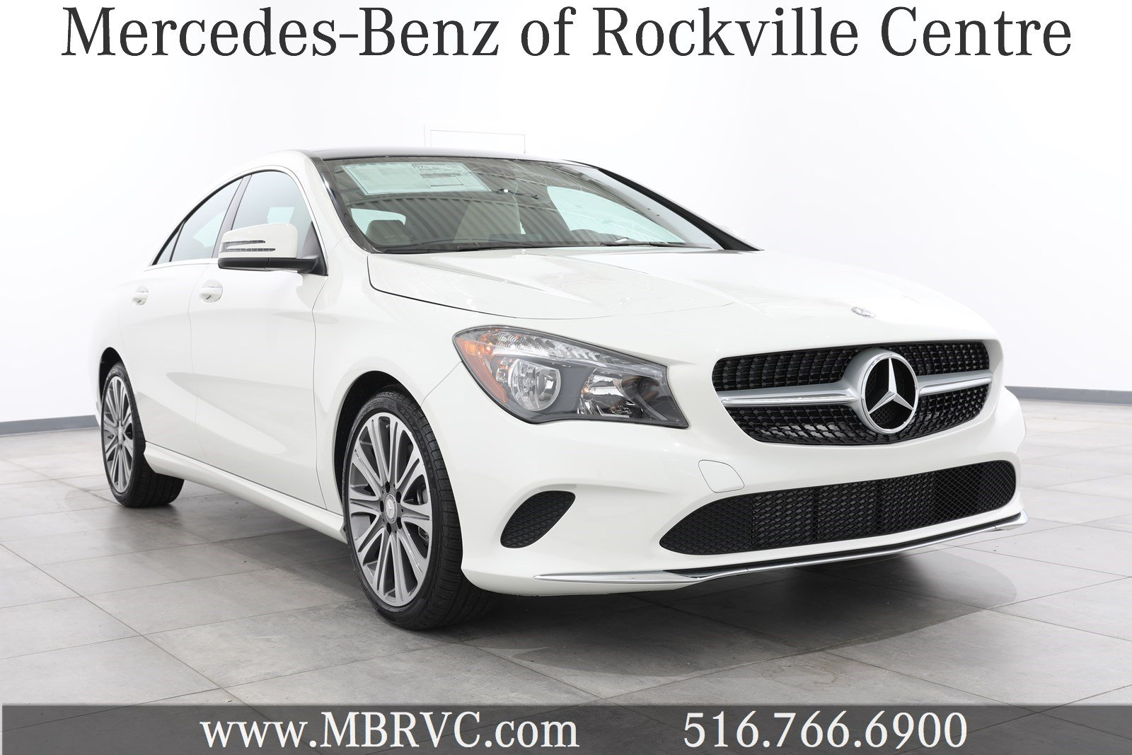 New cla coupe mercedes benz of rockville centre serving for Mercedes benz rockville centre